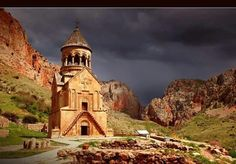 Noravank Monastery ⛪