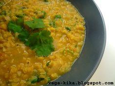 lentil & coriander soup