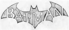 batman free printable logo for string art - yahoo Image Search Results