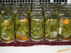 j113614 Pickles, Cucumber, Mason Jars, Homemade, Canning, Recipes, Food, Kitchens, Home Canning