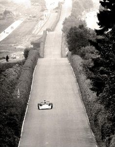 Famous straights … German Grand Prix, Nürburgring