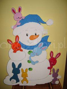 zimowe prace plastyczne przedszkole - Szukaj w Google