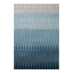 Acacia Blue Mönstrad matta | Linie Design | Länna Möbler | Handla online