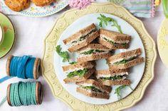 Kijk wat een lekker recept ik heb gevonden op Allerhande! Makreelsandwich