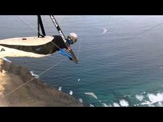 WOW: Hang gliding Lanzarote. Another point of view!! Amazing