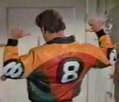 Puddy - 8 ball jacket - Seinfeld