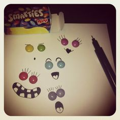 Fun with Smarties2