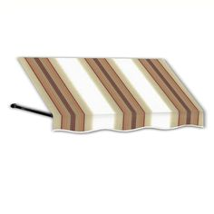 AWNTECH 30 ft. Dallas Retro Window/Entry Awning (24 in. H x 36 in. D) in