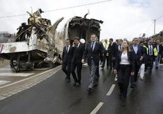 Accident de train : l'Espagne, sous le choc, cherche à comprendre