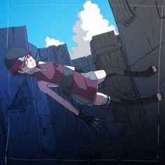 Sasuke and Sakura Sarada Uchiha Tumblr, Sasuke Sakura Sarada, Boruto And Sarada, Naruko Uzumaki, Naruhina, Anime Naruto, Naruto Shippuden Anime, Manga Anime, Naruto Family