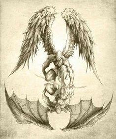 """Résultat de recherche d'images pour """"ange demon amour steampunk"""""""