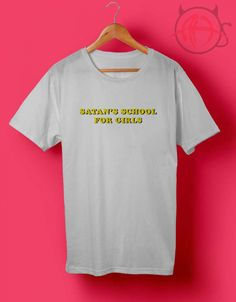 d6690bf146f Satan s School for Girls T Shirts