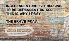 Christian speaker Brenda Seefeldt Amodea's resources of what life's pain has taught her and her hope for you. Getting Out Of Bed, I Pray, Spoken Word, Inspirational Thoughts, What Is Life About, Brave, Prayers, Sparkle, How To Get