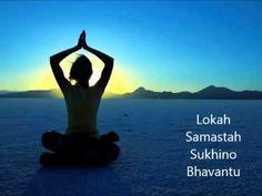 MANTRA - Lokah Samastah Sukhino Bhavantu