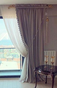 First of all, we should consider the overall effect of the living room. Generally speaking, curtains made of thin fabrics such as thin cotton, nylon silk, Classic Curtains, Elegant Curtains, Modern Curtains, Luxury Curtains, Home Curtains, Curtains Living, Curtain Styles, Curtain Designs, Thick Curtains