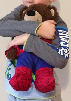 Lost on 26 Dec. 2015 @ St Louis, MO. We lost brown teddy bear in a spiderman costume. This is my son's favorite toy! Please contact me if you have found it! Visit: https://whiteboomerang.com/lostteddy/msg/ky6r8v (Posted by Simon on 11 Jan. 2016)