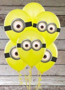 DIY: Make Your Own Minion Balloons | BalloonParty.me – Blog