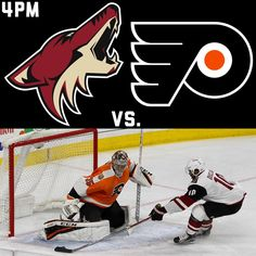 The Yotes are in Philly tonight to take on the Flyers! Lets get a win boys! I will update you on the starting goaltender as soon as I find out. The puck drops early again at 4PM as the road trip roles on. // #Arizona #ArizonaCoyotes #Coyotes #AZ #Hockey #IceHockey #NHL #Flyers #Philadelphia #PhiladelphiaFlyers #Yotes #GoYotes #GameDay #Game #HockeyGame #Team #Sport #Sports #Fanpage #News #Info #CoyotesCentral