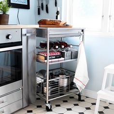 Ikea Kitchen Trolley  Https://www.facebook.com/IKEAUK/photos/a.206527076051594.44633.187578611279774/794887950548834/?typeu003d1u0026theater