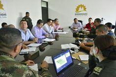 Consejo de Seguridad dejó balance satisfactorio en Dosquebradas