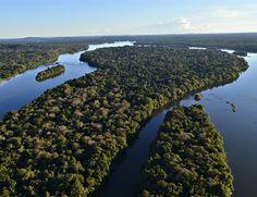 Parque Nacional do Juruena, na Amazônia (Foto: Adriano Gambarini/WWF)