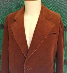 Chocolate Brown #PIONEERWEAR #Corduroy #Western #Rockabilly #Blazer #Jacket http://cgi.ebay.com/ws/eBayISAPI.dll?ViewItem&item=252710547311&roken=cUgayN&soutkn=AZN9B7 #vintageclothing #vintageclothingforsale