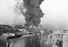 32 Results of a Luftwaffe raid carried out on Plymouth South West England Nov 1940 01