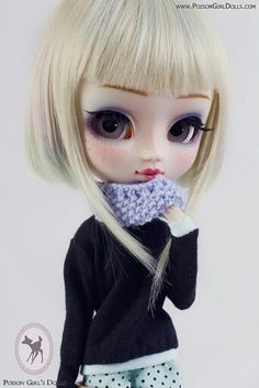 Pullip - Poison Girl custom