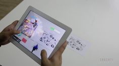 Augmented Reality – Target Tracking: Augmented Reality Target Tracking test showcase done at Srushti Labs. Srushti created an AR target tracking mockup project.