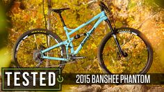 2015 Banshee Phantom Tested. This bike is a weapon!!!