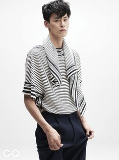 Kim Won Joong - GQ Magazine September Issue 2014