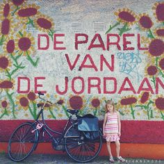De Jordaan in Amsterdam, Noord-Holland I Amsterdam, Four Square, Holland, Kids Rugs, Painting, The Nederlands, Kid Friendly Rugs, Painting Art, The Netherlands
