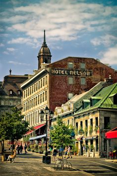 Canada. Montreal. Old Port. #montreal #travel #canada