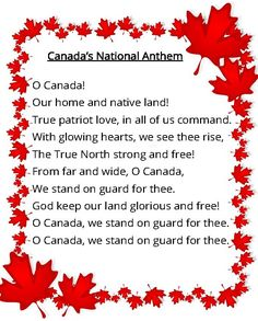"In Canada's national anthem was changed so that it would be ""gender- neutral"". I believe the next step should be to make it religion-neutral. Remove this so-called ""God"" and replace it with . What would you choose? Canadian Facts, I Am Canadian, Canadian History, Canadian English, Canadian Quilts, Canadian Maple, Canada Day Images, Canada Pictures, Facts About Canada"