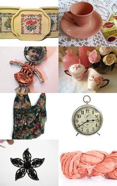 Spring Celebration by Dottie on Etsy--Pinned with TreasuryPin.com