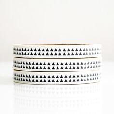 OHF Pattern Tape, Triangle - A Stationery and Craft Emporium - le petit paperie