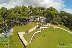 Golf de Royan, Charente-Maritime, Nouvelle-Aquitaine, France. Vidéo aérienne sur FlyOverGreen / Aerial video on FlyOverGreen