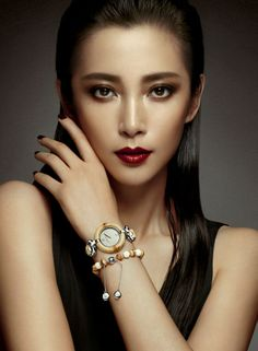 #Gucci #Bamboo #watch #LiBingBing