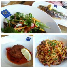 Yum yum seafood at edinburgh