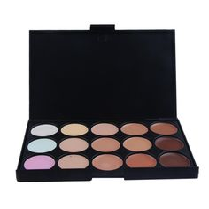 Beauty Lady Pro 15 Color Neutral Warm Eyeshadow Palette Eye Shadow Makeup Cosmetics Aug 5