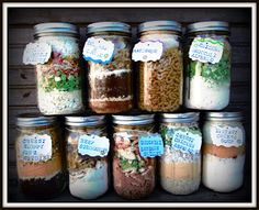 Rainy Day Food Storage: 3 Free Meal's In Jars Recipes