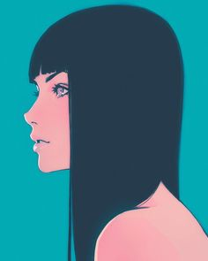 Official Post from Kuvshinov Ilya: My awesome patrons will get:= Bigger High-Res= Process Steps= PSD= Video Processof this piece at this week' rewards! Aesthetic Art, Aesthetic Anime, Character Inspiration, Character Art, Art Sketches, Art Drawings, Kuvshinov Ilya, Posca Art, Japon Illustration