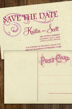 Free #DIYWedding Save the Dates and More!