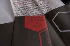 ESPACE CUISINE by Sébastien Bisson, via Behance
