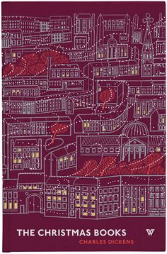 """""""The Christmas Books cover by Joe McLaren""""]"""