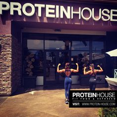 PROTEIN HOUSE - Our Big Gallery