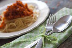vegetarische Linsen Bolognese-3