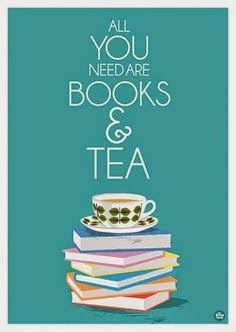 Of Stacks and Cups: Book stacks and tea cups... Welcome to my blog!