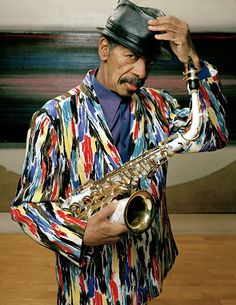 A TIP OF THE HAT TO ORNETTE COLEMAN ON HIS 80TH BIRTHDAY