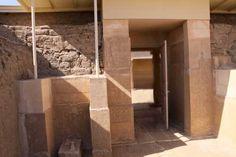 La tombe d'Horemheb à Saqqara
